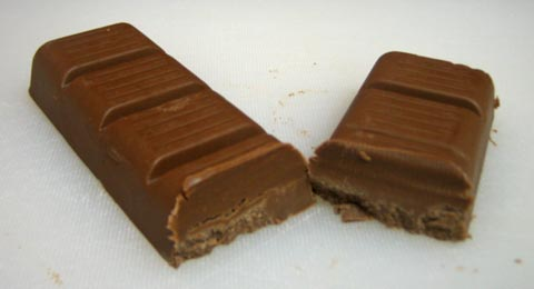 Storz Nougat Praline cross-section