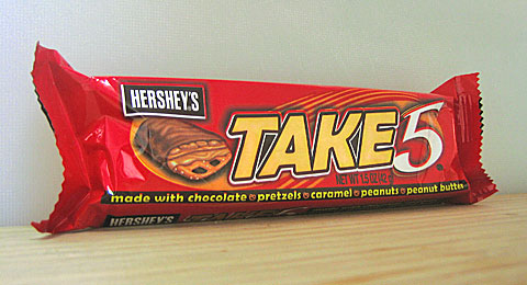 Out of the popular candy bars this is definitely the best ...